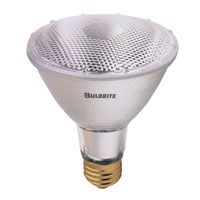 Bulbrite H50PAR30NF3L Halogen Dimmable Halogen PAR30 E26 50 watt 130V 3000K Bulb in Narrow Flood photo thumbnail