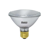 Bulbrite 60-Watt Dimmable Eco Halogen PAR30, Medium Base, Spot, 2-Pack H60PAR30SP/ECO/2PK