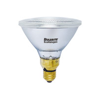 Bulbrite Halogen Dimmable 60W E26 Light Bulb in Soft White H60PAR38WF/ECO