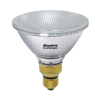 Bulbrite 70-Watt Dimmable Eco Halogen PAR38, Medium Base, Narrow Flood, 2-Pack H70PAR38NF/ECO/2PK