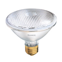 Halogen Dimmable Halogen PAR30 E26 75 watt 130V 2800K Bulb in Narrow Flood