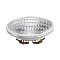 Bulbrite 50-Watt Halogen, /Xenon Sealed Beam PAR36, Screw Terminal Base, 12V, Very Narrow Spot HX50PAR36VNS