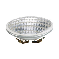 Bulbrite 50-Watt Halogen, /Xenon Sealed Beam PAR36, Screw Terminal Base, 12V, Wide Flood HX50PAR36WFL