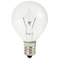Krystal Touch Krypton/Xenon G11 E12 25 watt 120V 2530K Light Bulb in 10