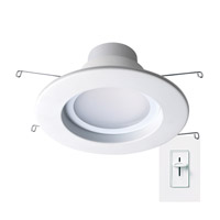 Recessed Downlight LED Soft White Downlight LED Retrofit Kit in 14