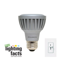 LED Dimmable LED PAR20 E26 5.5 watt 120V 3000K Bulb in Narrow Flood