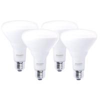 Bulbrite LED9BR30/830/D-5PK Reflectors Dimmable LED BR30 E26 9.00 watt 120 3000K Bulb