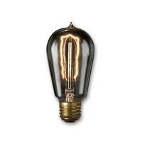 Bulbrite Incandescent Dimmable 40W E26 Light Bulb in Smoke NOS40-1890/SMK