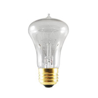 Bulbrite NOS40-CENT-4PK Nostalgic Incandescent CENT E26 40 watt 120V 2200K Bulb Pack of 4