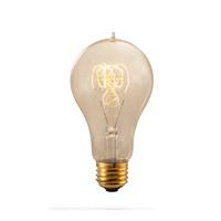 Bulbrite NOS40-VICTOR/A21-4PK Nostalgic Incandescent A21 E26 40 watt 120V 2200K Bulb Pack of 4