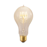 Bulbrite NOS40-VICTOR/A23-4PK Nostalgic Incandescent A23 E26 40 watt 120V 2200K Bulb Pack of 4