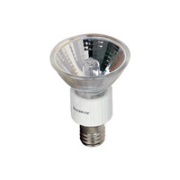 Bulbrite 100W 120V Halogen, MR16 JDR Bulb Medium Base, Wide Spot Q100MR16EM