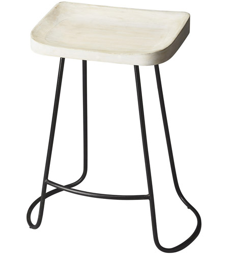 Alton Backless 24 inch Artifacts Barstool photo