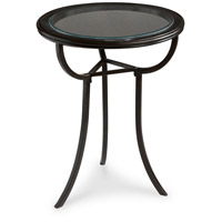 Danley Transitional 25 X 20 inch Metalworks Accent Table