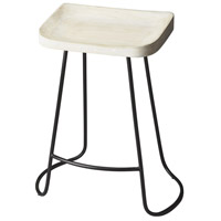 Alton Backless 24 inch Artifacts Barstool