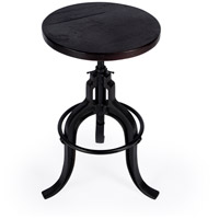 Industrial Chic Gladney Iron 24 inch Metalworks Barstool