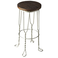 Industrial Chic Blakeley Metal & Wood 28 inch Metalworks Barstool