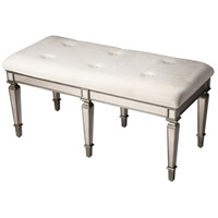 Masterpiece Celeste mirrored Bench