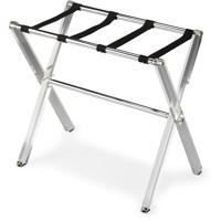 3237140 Crystal Clear Acrylic Butler Loft Luggage Rack