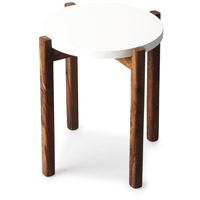 Del Mar Contemporary 18 X 16 inch Butler Loft Accent Table