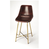 Commercial Leather 38 inch Butler Loft Barstool