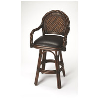 Bellona Leather 45 inch Designer's Edge Barstool