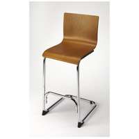 Butler Loft Dresden Light Brown Bentwood 41 inch Transitions Barstool
