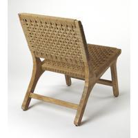 Strange Tilden Woven Jute Butler Loft Accent Chair Evergreenethics Interior Chair Design Evergreenethicsorg