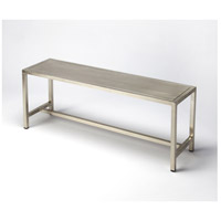 Butler Loft Tribeca Iron Metalworks Bench