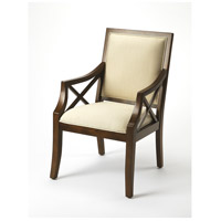 Accent Seating Harcourt Plantation Cherry Beige & accent Chair
