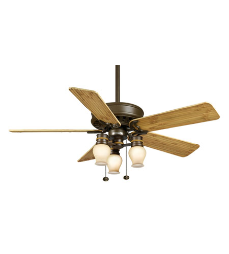 Casablanca Factory Refurbished Concentra Ceiling Fan - Motor only in Oil-Rubbed Bronze (blades sold separately) 4973D photo