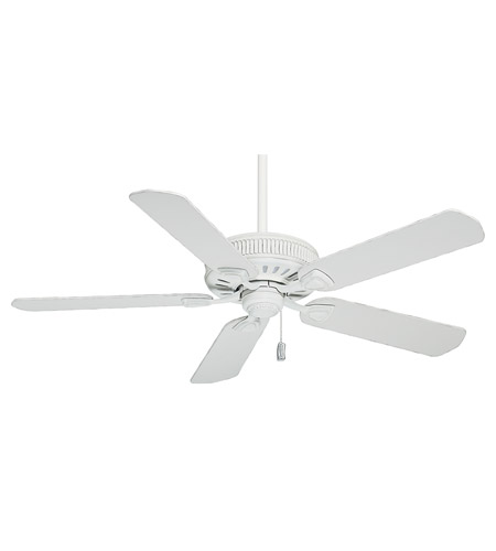 Casablanca 54000 Ainsworth 54 inch Cottage White Indoor Ceiling Fan photo
