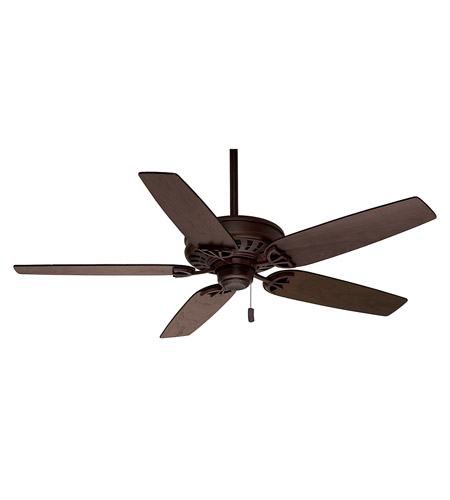 Casablanca 54020 Concentra 54 inch Brushed Cocoa with Distressed Walnut / Dark Walnut Blades Indoor Ceiling Fan  photo