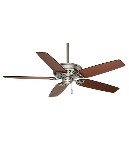 Casablanca Concentra Indoor Ceiling Fan in Brushed Nickel 54021 photo