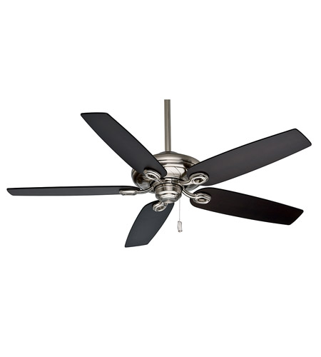 Casablanca 54029 Capistrano 60 inch Brushed Nickel Fan Motor Only photo