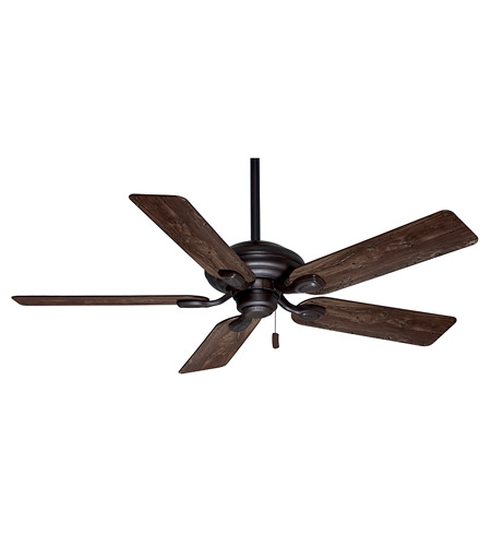 Casablanca 54035 Utopian 52 inch Brushed Cocoa with Distressed Antique Halifax Blades Ceiling Fan photo