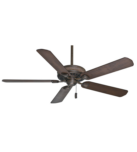 Casablanca Ainsworth Indoor Ceiling Fan in Provence Crackle 55002 photo