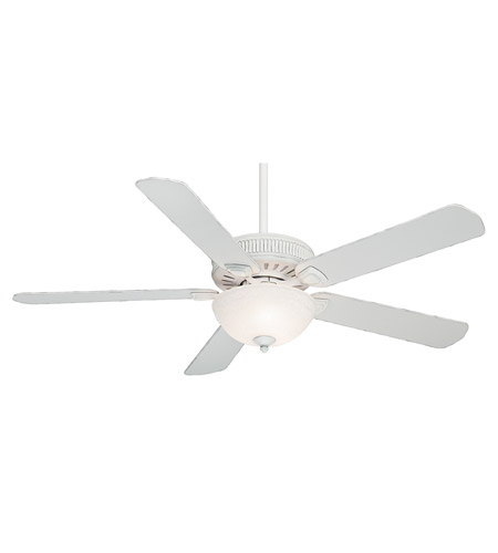 Casablanca 55005 Ainsworth 60 inch Cottage White Indoor Ceiling Fan photo