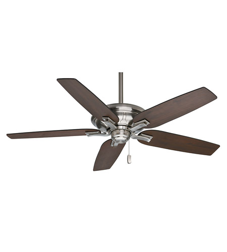 Casablanca 55016 Brescia 60 inch Brushed Nickel Fan Motor Only  photo