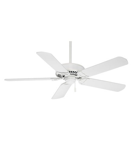 Casablanca 55021 Panama 58 inch Snow White Fan Motor Only photo