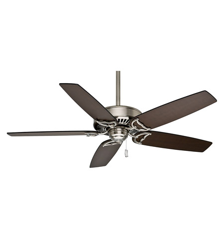 Casablanca Panama Fan Motor Only in Brushed Nickel 55022 photo