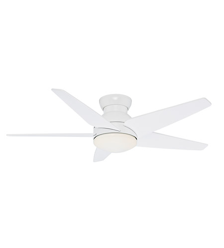 Casablanca 59021 Isotope 52 inch Snow White Indoor Ceiling Fan photo