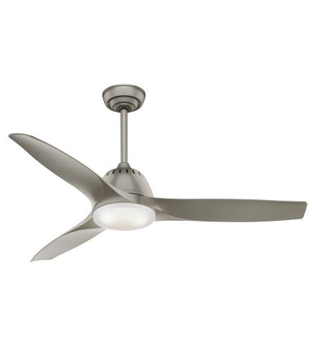 Casablanca 59152 Wisp 52 inch Pewter Indoor Ceiling Fan