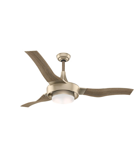 Casablanca 59168 Perseus 64 inch Metallic Sunsand with Oak Blades Indoor Ceiling Fan photo