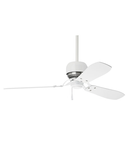 Casablanca 59500 Tribeca 52 inch Snow White with Matte Snow White Blades Indoor Ceiling Fan photo