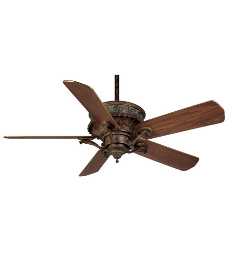 Casablanca Factory Refurbished Barolo Ornate Ceiling Fan