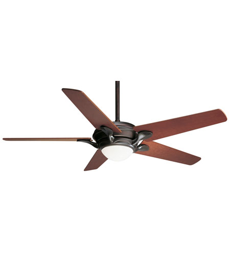 Casablanca Factory Refurbished Bel Air Transitional Ceiling Fan - Motor + Light in Weathered Copper 3832T photo