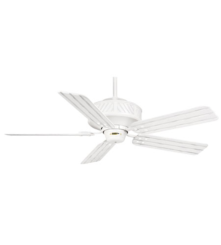 Casablanca Cottage 5 Blade 52 inch Celing Fan (Motor Only) in Architectural White (Blades Sold Separately) C12S72M photo