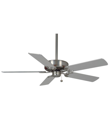 Casablanca Four Seasons (III) Indoor Ceiling Fan in Brushed Nickel 84U45D photo