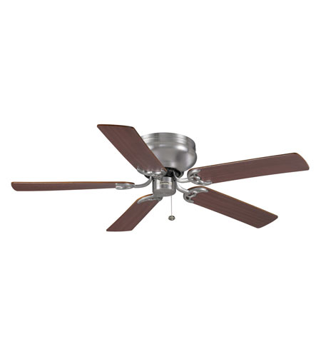 Casablanca Four Seasons Iii Indoor Ceiling Fan In Brushed Nickel 82u45d Photo